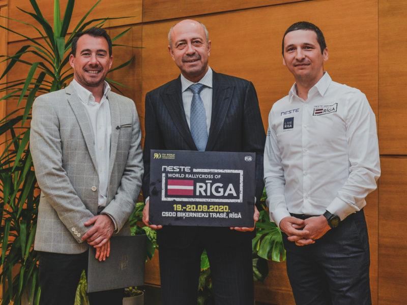 NESTE RIGA RX 2020 // ANNOUNCEMENT PRESS CONFERENCE